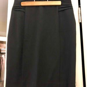 Express Black Pencil Skirt